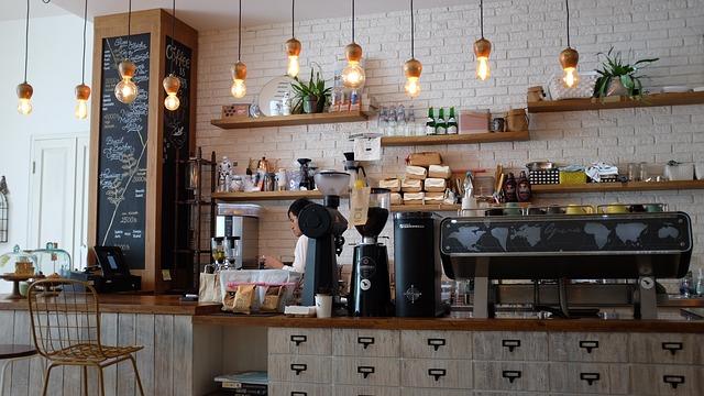 ร้านกาแฟไอเดียเจ๋ง